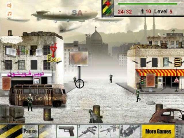 Operation Anti-Terror