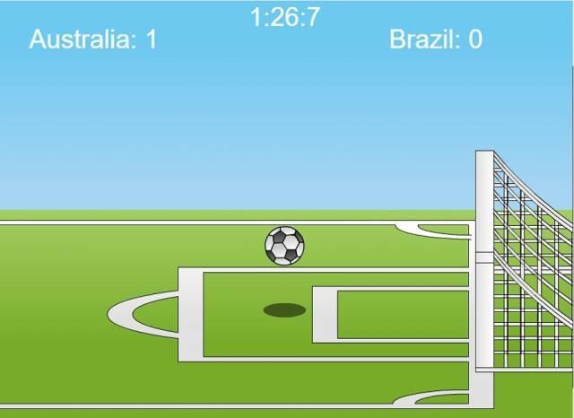 Soccer 1 on 1