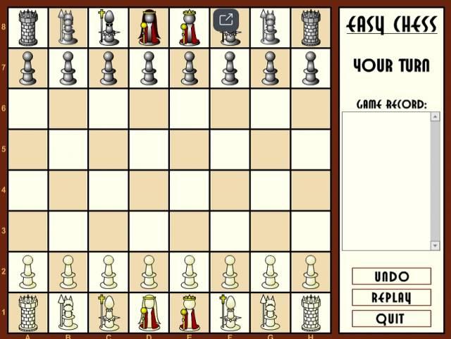 Простые шахматы